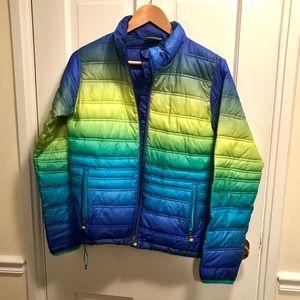 Scott multicolor winter jacket size 2